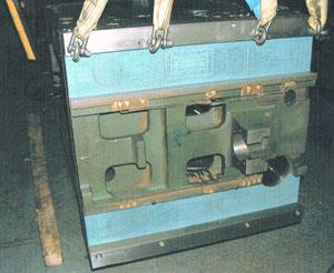slideway machine